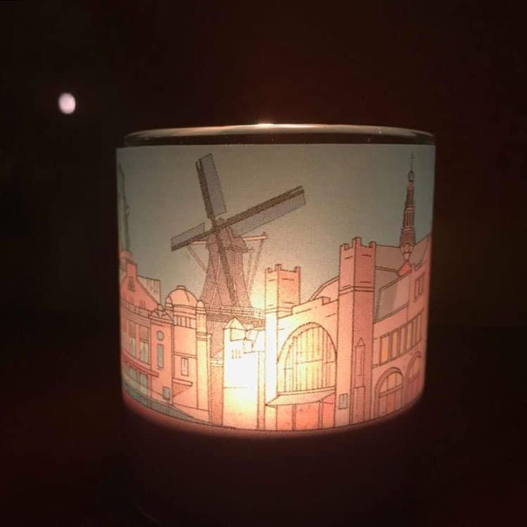 Haarlem geeft licht